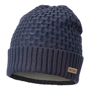 ff29c1a92b605 Columbia Women s Hideaway Haven Beanie - Nocturnal