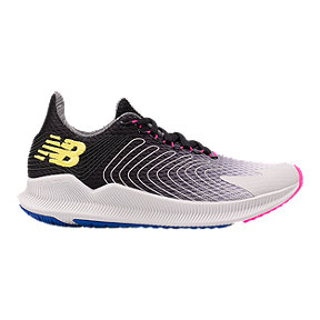 New Balance Women's FuelCell Propel Running Shoes - Black/Grey/White