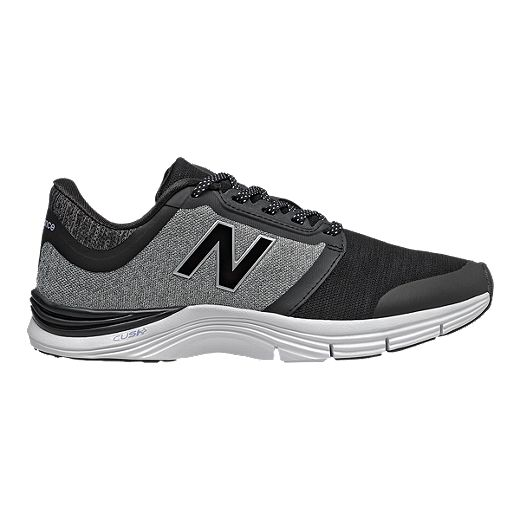 New Balance Women's 715v3 Training Shoes - Black/White | Sport Chek