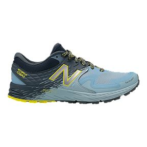7efdcfd3 Nike Women's Air Zoom Wildhorse Trail Running Shoes -... New Balance Women's  Summit QOM Trail Running Shoes - Blue/Black/Yellow