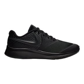Nike Kids' Air Max Sequent 4 Grade School Shoes BlackGrey