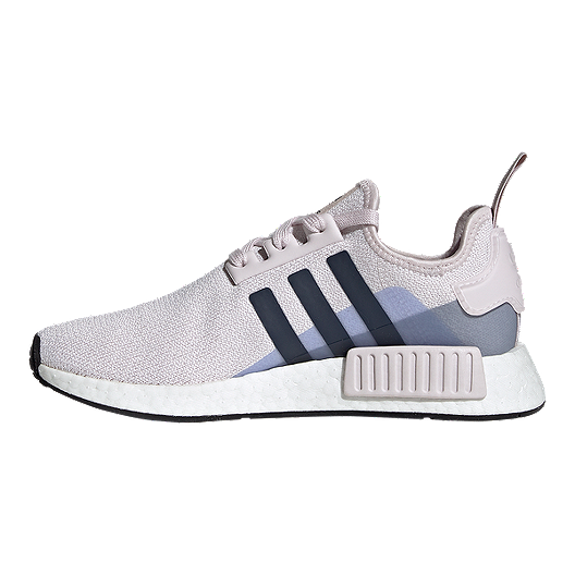 Adidas Women S Nmd R1 Shoes Orchid Tint Collegiate Navy Chalk