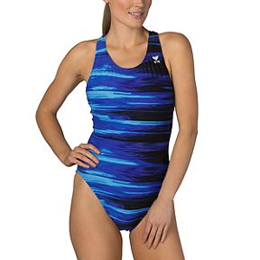 8ffc9b31c4d TYR Women's Durafast Elite Lumen Maxfit One Piece Swimsuit - Blue