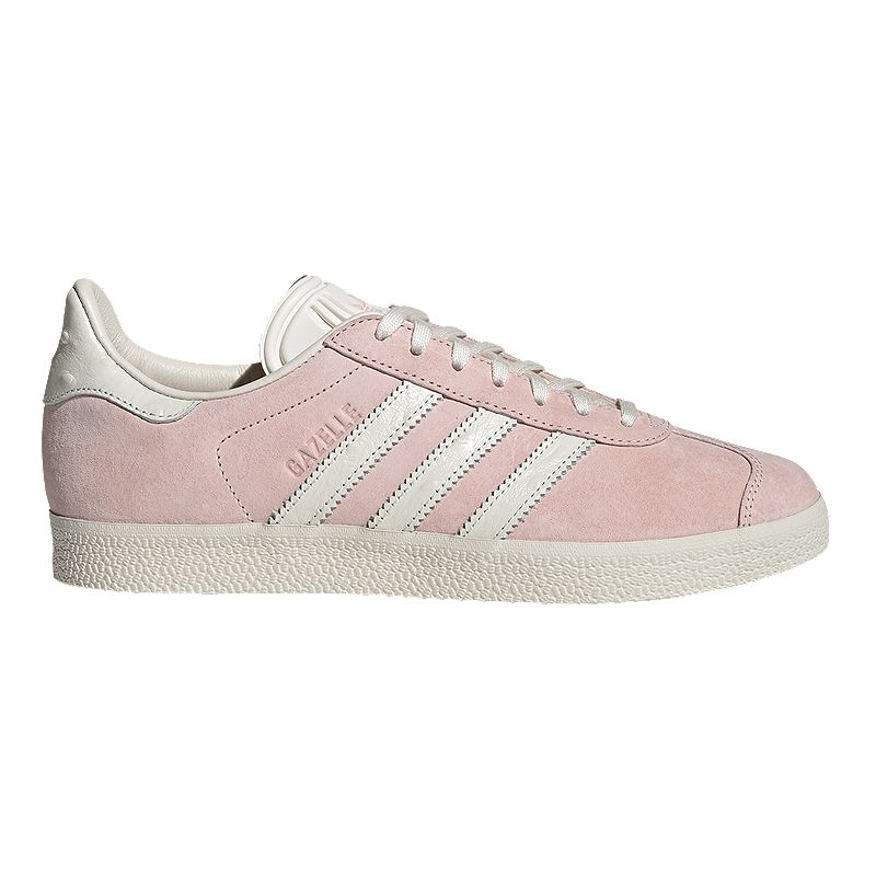 adidas Women's Gazelle Shoes - Icey Pink/Chalk White   Sport Chek