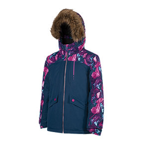Ripzone Girls' Lava Winter Jacket