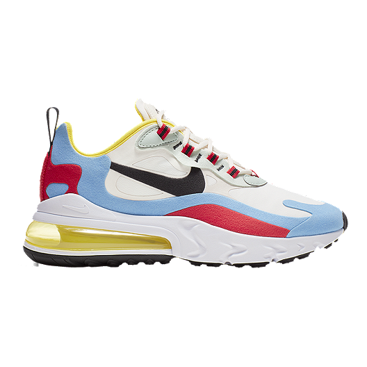 nike air max 270 red yellow green