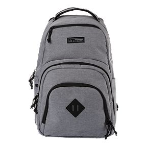 4f43e8c5e46 Ripzone Bell 30L Backpack - Grey