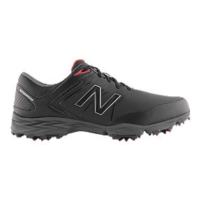 New Balance Golf Men's 2019 Strike Golf Shoes - Black/Red