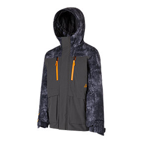 Ripzone Boys' Fundido Insulated Winter Jacket