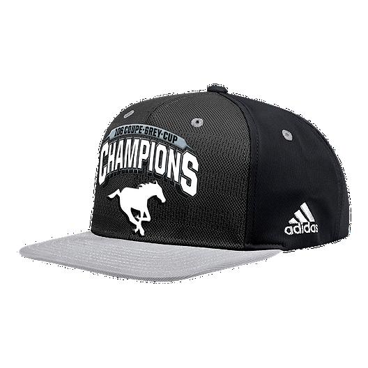 6eccec31 Calgary Stampeders adidas Grey Cup 2018 Champs Cap | Sport Chek