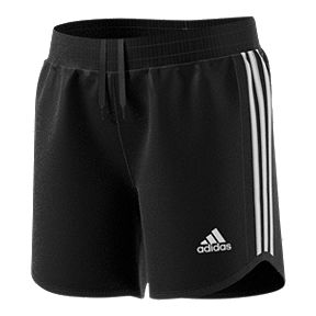 8314b288b adidas Girls' Train EQT Woven Long Short