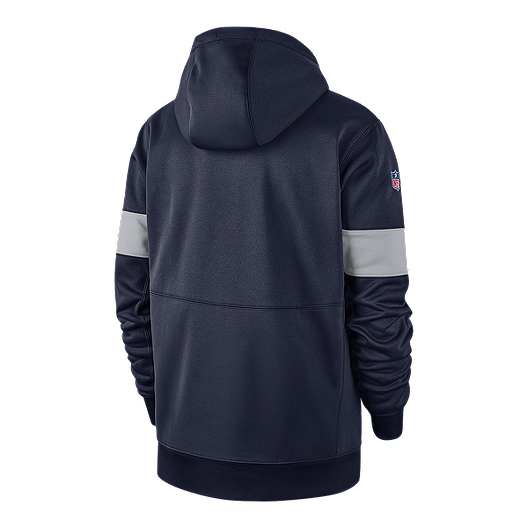 best service 8bcb5 7a33f Dallas Cowboys Men's Nike Therma Full Zip Hoodie | Sport Chek