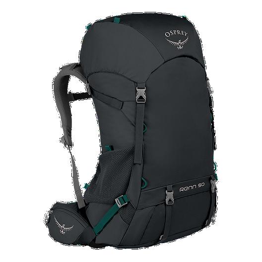 aacd0ccc67 Osprey Women's Renn 50L Backpack - Grey | Sport Chek