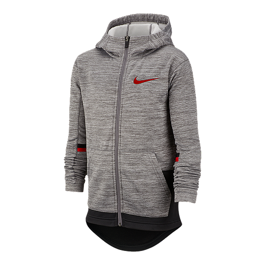 0b190836 Nike Dri-FIT Therma Elite Boys' Full-Zip Basketball Hoodie | Sport Chek