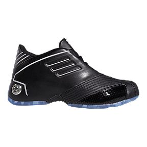 info for 7bf6e 64f84 adidas Men s Marvel Nick Fury TMAC 1 Basketball Shoes - Black Silver