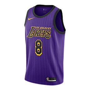 5d5d85c9b Los Angeles Lakers Men s Nike Bryant City Edition Swingman Jersey