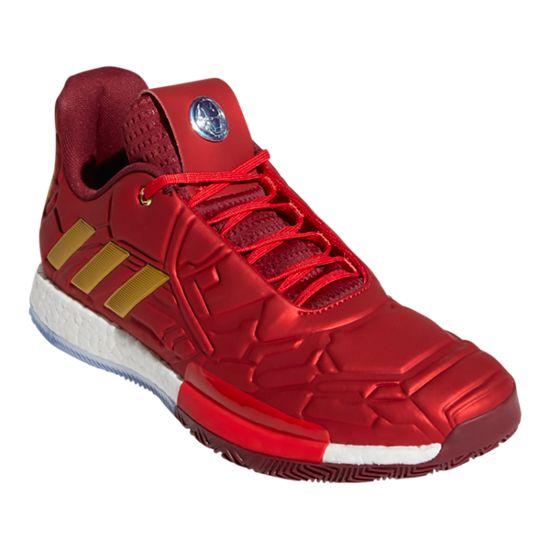 7c0d05c5a adidas Marvel Iron Man Harden Vol. 3 - Red Gold
