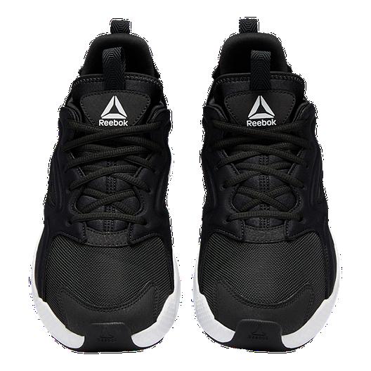 93a4a6ef Reebok Men's Sole Fury Adapt Running Shoes - Black/White/Silver. (0). View  Description