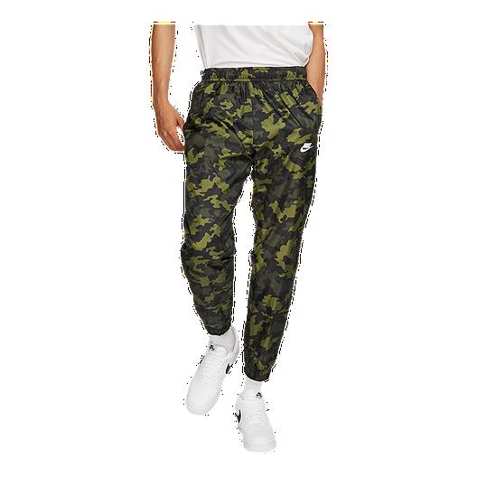 Nike Sportswear Men's Camo Woven Track Pants