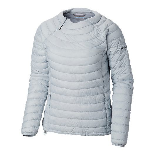 Columbia Women's Powder Pass Insulated Pullover Jacket