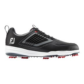 25582bf367da Footjoy 2019 Men s Fury Golf Shoes - Black