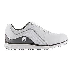 b87fdc449 image of FJ Men s Pro SL White Golf Shoe with sku 332817608