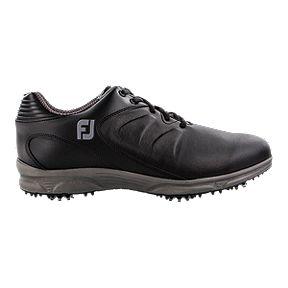 77a28f56cf82f0 FJ Men s ARC XT Black Golf Shoe