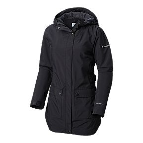 6ecabdb1513 Columbia Women's Plus Size Here and There Long Rain Jacket