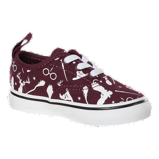 a10addc8a05a4 Vans x HARRY POTTER™ Authentic El Icon Shoes - Port/White