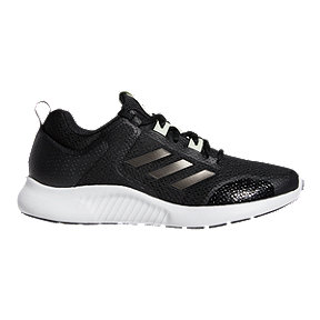 adidas Women's Edge Bounce 1.5 Parley Running Shoes - Black