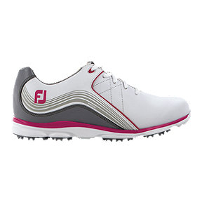 Footjoy Women's Pro/SL Golf Shoes - White