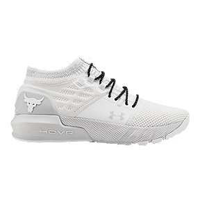 Under Armour Women's Project Rock 2 Shoes - White