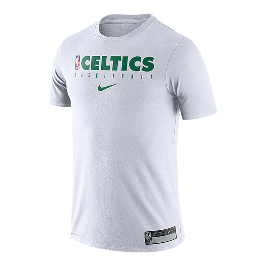 pretty nice a3543 b3830 Boston Celtics Men's Nike Practice Tee