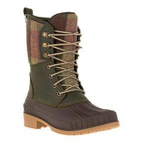 da9b397634f Kamik Women s Sienna 2 Winter Boots - Khaki