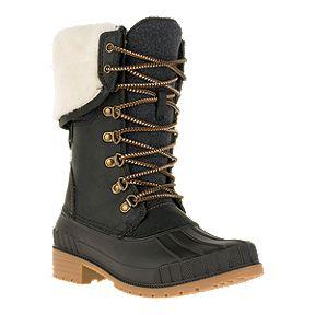 1f84f992163e Kamik Women s Sienna F2 Winter Boots - Black