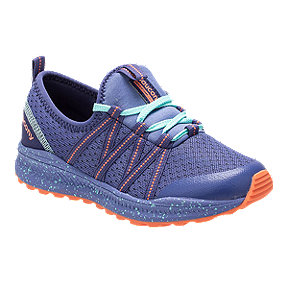 Saucony Girls' Shift Grade School Shoes - Blue/Multi