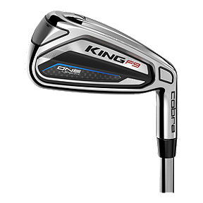 Cobra King F9 Speedback One-Length Steel Irons - 5-PW, GW