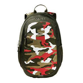 Under Armour Boys' Scrimmage 2.0 Backpack - Camo