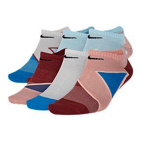 c05bb8feed587 Nike Women's Everyday Cushion No Show Sock - 6 Pack