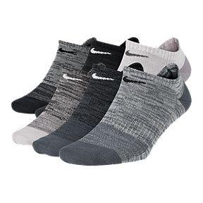 1591377b25547 Nike Women's Everyday Lightweight No Show Sock - 6 Pack