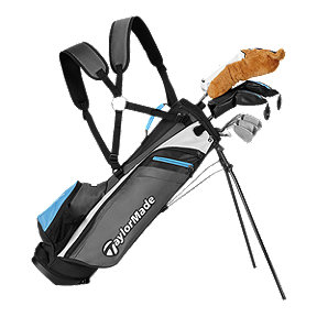 TaylorMade RORY 8+ Blue Kid's Golf Set