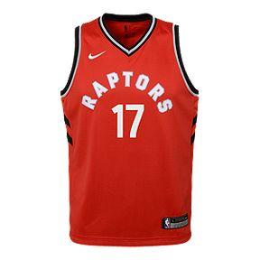 033345ae096 Youth Toronto Raptors Valanciunas Icon Swingman Jersey