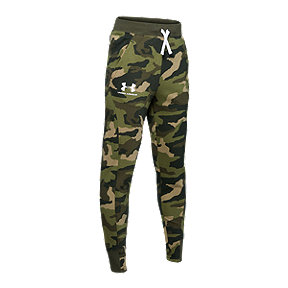 Under Armour Boys' Rival Printed Jogger Pant