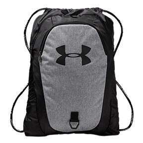 Under Armour Undeniable 2.0 Sackpack - Black Pattern