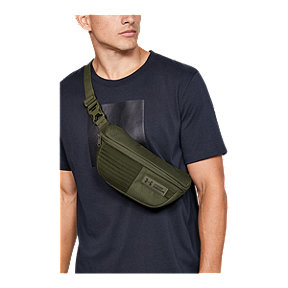 Under Armour Waist Bag - Dark Green