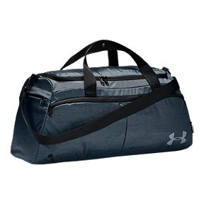 dab717596d Under Armour Women's Undeniable Small Duffel - Grey