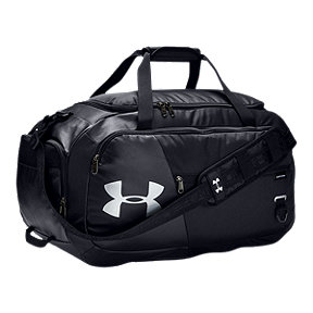 Under Armour Undeniable 4.0 Medium Duffel - Black