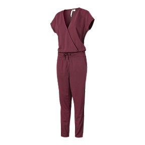 Diadora Luxe Women's Second Chance Jumpsuit - Tawny Port