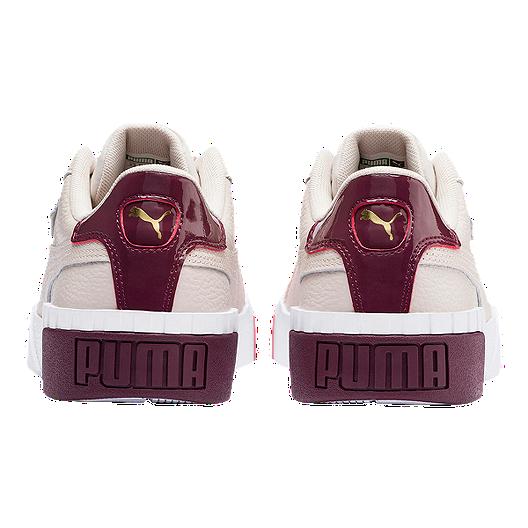 PUMA Women's Cali Remix Shoes BeigePink