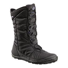 Columbia Women's Crystal Mid II Winter Boots - Black